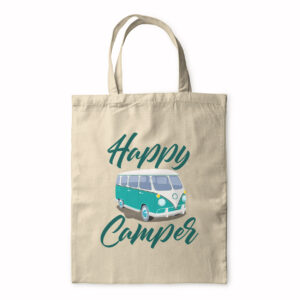 Happy Camper – Tote Bag