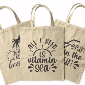 Beside The Seaside – Tote Bag