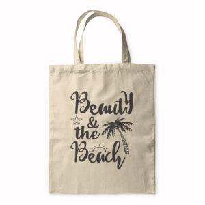 Beauty & The Beach – Tote Bag