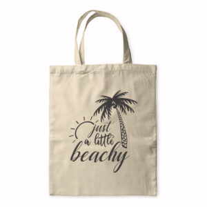 Just A Little Beachy – Tote Bag