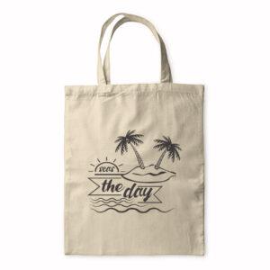Seas The Day – Tote Bag