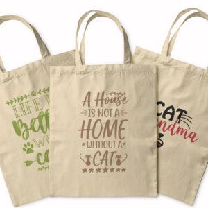 Cat Life – Tote Bag