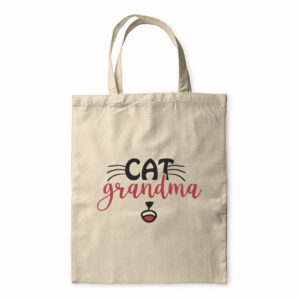 Cat Grandma – Tote Bag
