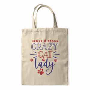 Crazy Cat Lady – Tote Bag