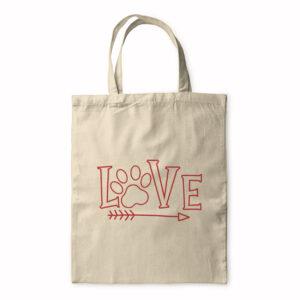 Love Paws – Tote Bag