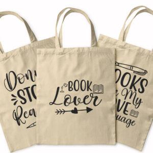 Bookworms – Tote Bag