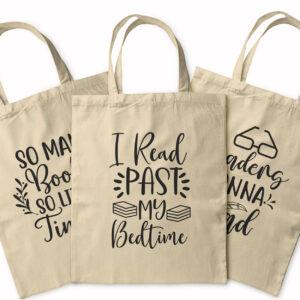 Books At Bedtime – Tote Bag