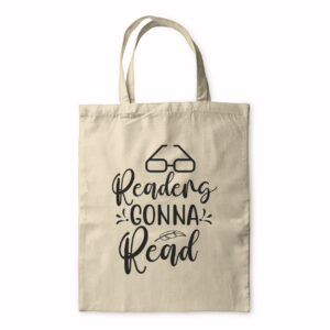 Readers Gonna Read – Tote Bag