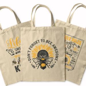 Bee Kind To Everyone – Tote Bag