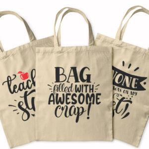 Bags Of Fun – Tote Bag