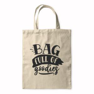 Bag Full Of Goodies – Tote Bag