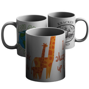 Fathers And Fun – Printed Mug