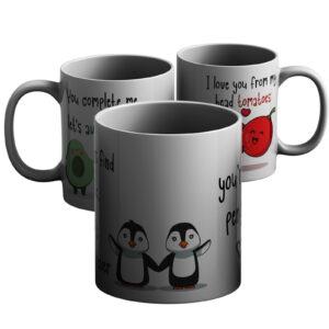 Adorable And Affectionate – Printed Mug
