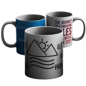 Rambling And Roaming – Printed Mug