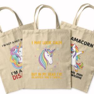 Uniquely Unicorns – Tote Bag