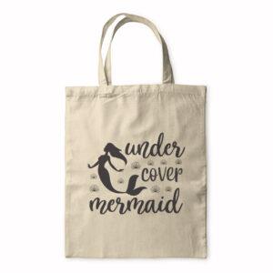 Under Cover Mermaid – Tote Bag