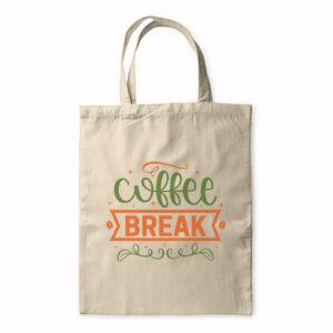 Coffee Break – Tote Bag