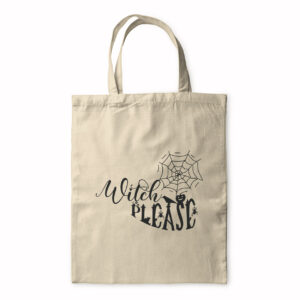 Witch Please – Tote Bag