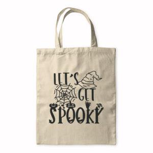 Let's Get Spooky – Tote Bag