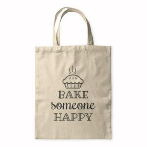 Bake Someone Happy – Tote Bag