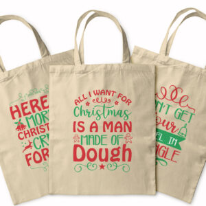 Headin' For The Naughty List – Tote Bag