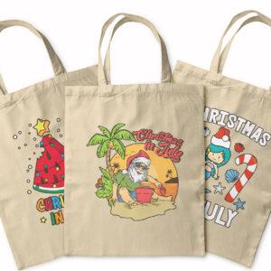 Christmas In July – Tote Bag
