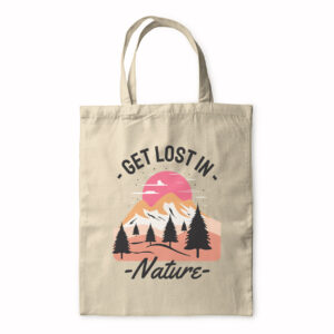 Get Lost In Nature – Tote Bag