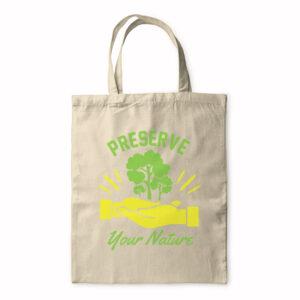 Preserve Your Nature – Tote Bag