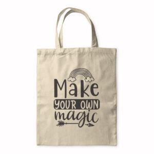 Make Your Own Magic – Tote Bag