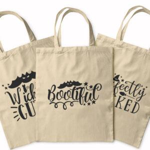 Happy Hallowe'en! – Tote Bag