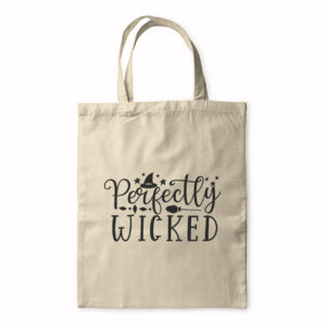 Perfecty Wicked – Tote Bag