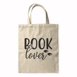 Book Lover – Tote Bag