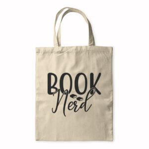 Book Nerd – Tote Bag