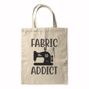 Fabric Addict – Tote Bag