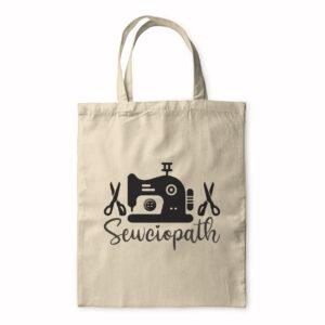 Sewciopath – Tote Bag