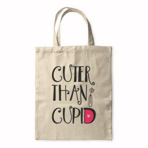 Cuter Than Cupid – Tote Bag