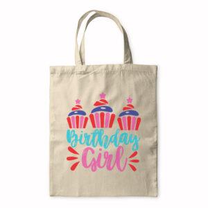 Birthday Girl – Tote Bag