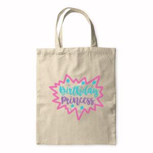 Birthday Princess – Tote Bag
