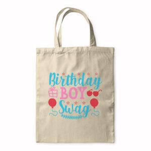 Birthday Boy Swag – Tote Bag