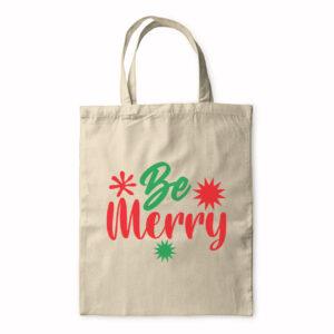 Be Merry – Tote Bag