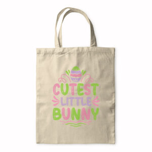Cutest Little Bunny – Tote Bag