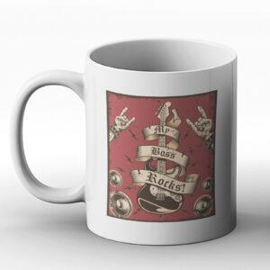 Best Boss Ever – Birthday Gift Mug