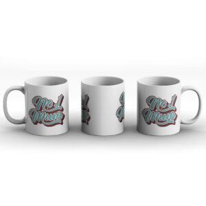 No1. Mum – Birthday Gift Mug