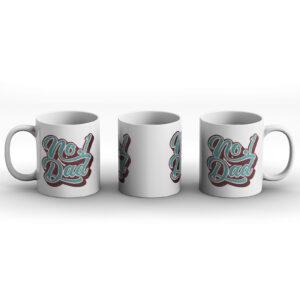 No.1 Dad – Birthday Gift Mug