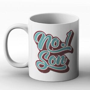 No.1 Son – Birthday Gift Mug