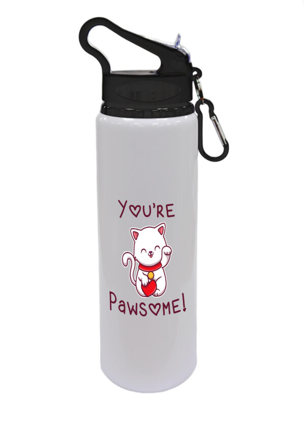 You're Pawsome! - Drinks Bottle