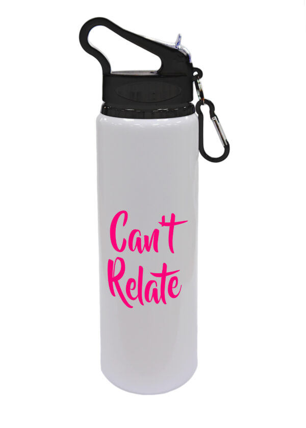 Can't Relate - Fun Gift Design - Drinks Bottle