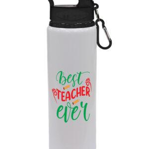 Best Teacher Ever – Gift Drinks Bottle – Drinks Bottle
