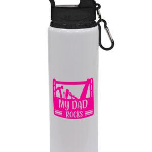 My Dad Rocks – Gift Drinks Bottle – Drinks Bottle