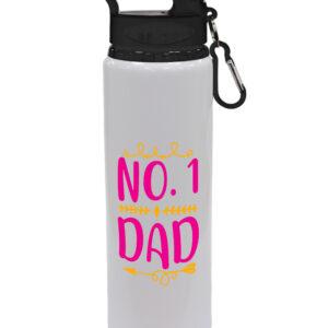 No.1 DAD  – Gift Drinks Bottle – Drinks Bottle